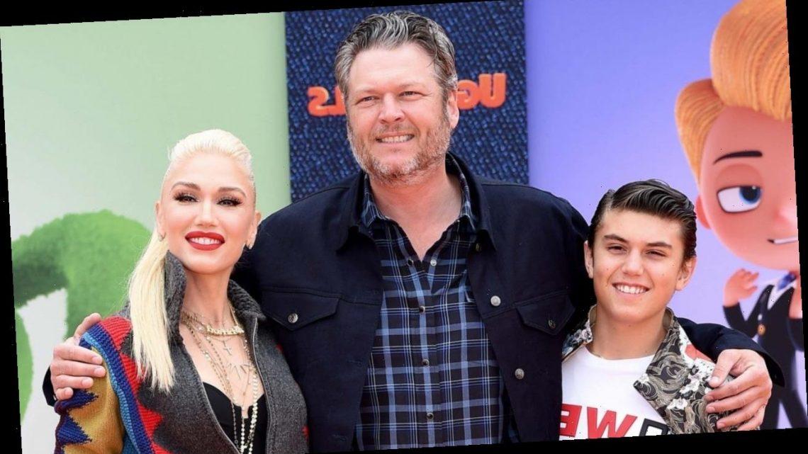 Blake Shelton Included Gwen Stefani's Kids in His Engagement Plans