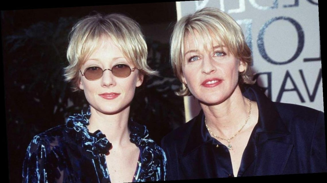 Anne Heche Says She'd Be Open to Reuniting With Ellen DeGeneres