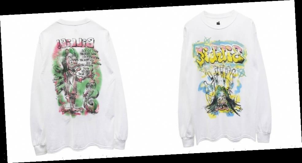 Billie Eilish's READYMADE Merch Is Inspired by Ed Roth's Outlandish Hot Rod Art