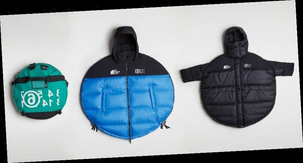 MM6 Maison Margiela and The North Face Finally Launch Roly-Poly Collaborative Collection
