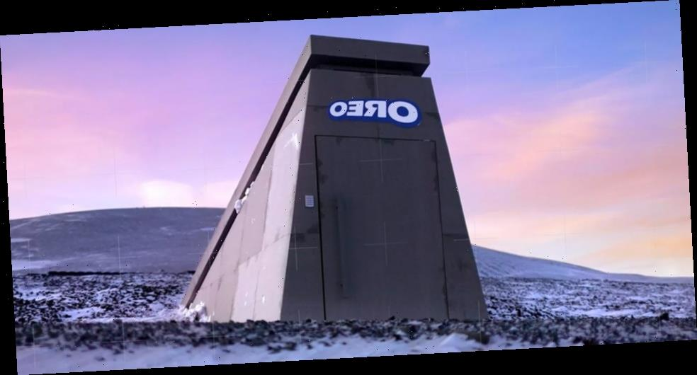 Oreo Builds Doomsday Vault to Protect Its Famous Recipe