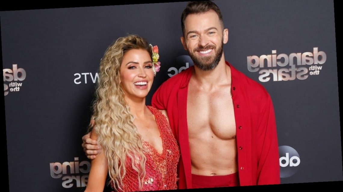 'DWTS': Kaitlyn Bristowe and Artem Chigvintsev Tease '80s Night' Plans