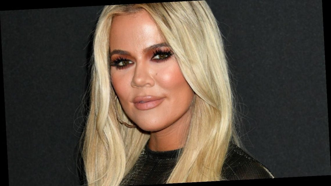 Khloe Kardashian Jokes About Her Changing Face