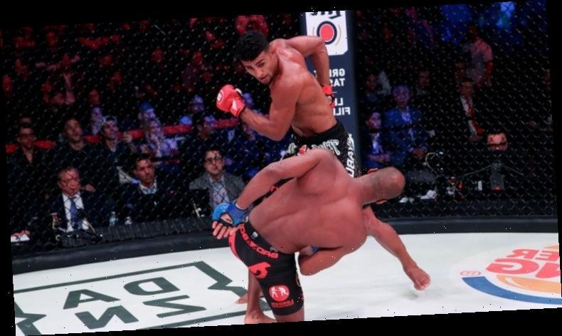 Douglas Lima set for Gegard Mousasi clash at Bellator 250 – live on Sky Sports