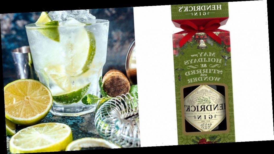 Gin Christmas crackers now exist so you can toast festivities with a G&T