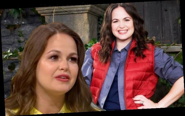 Giovanna Fletcher admits to practicing I'm A Celebrity eating trials for years with family