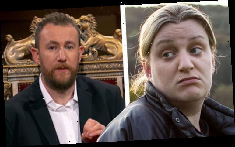 Alex Horne addresses Daisy May Cooper's silence on Taskmaster: 'She refused to speak'