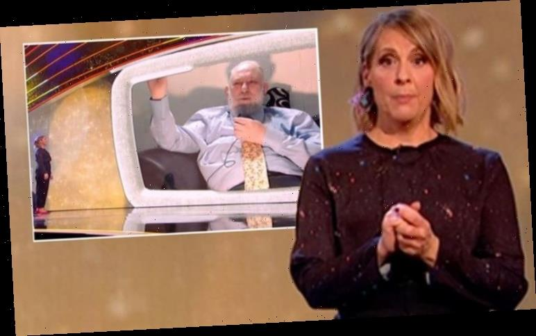 Mel Giedroyc issues apology to Children in Need viewers after cutting off guest 'Sorry!'