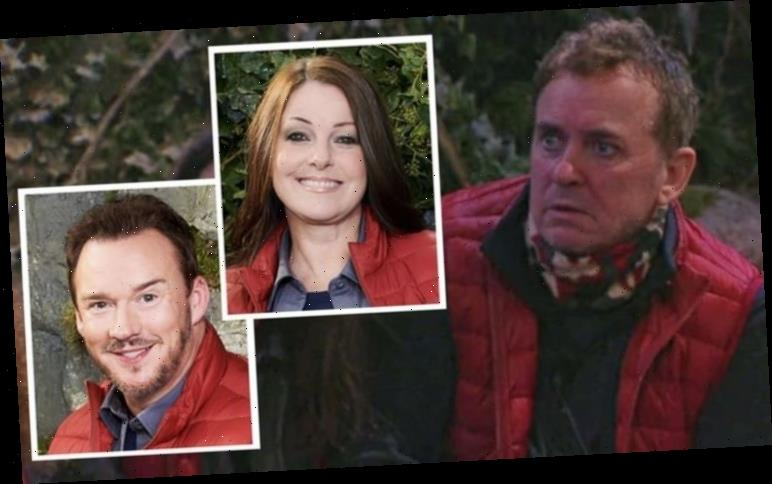 I'm A Celeb campmates 'knew' about Russell and Ruth's arrival as secret code word spotted