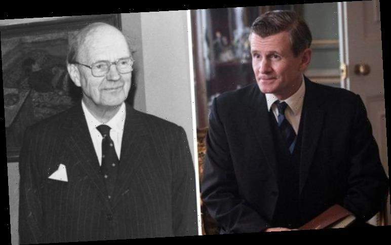 What happened to the Queen's favourite private secretary Martin Charteris?