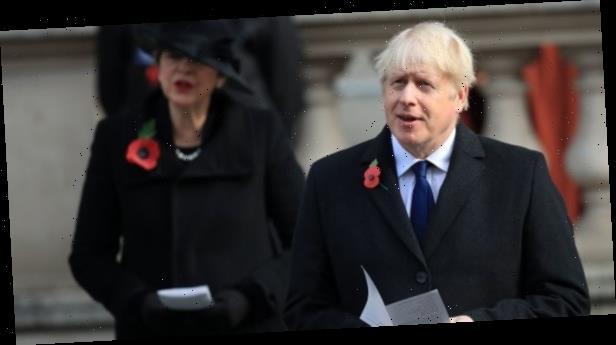 Britain's Johnson, praised by Trump, seeks new bond with Biden
