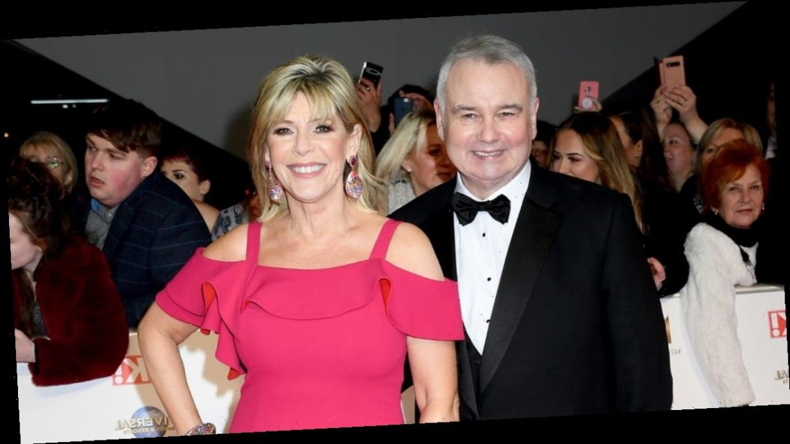 This Morning deny sacking Ruth Langsford and Eamonn Holmes from ITV show