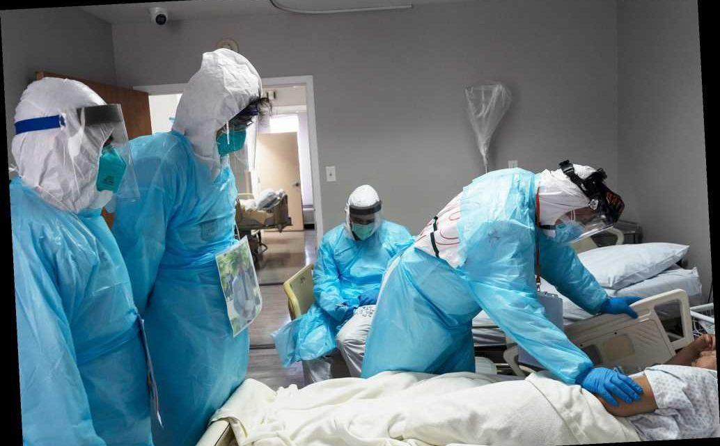 US reaches 250,000 COVID-19 deaths