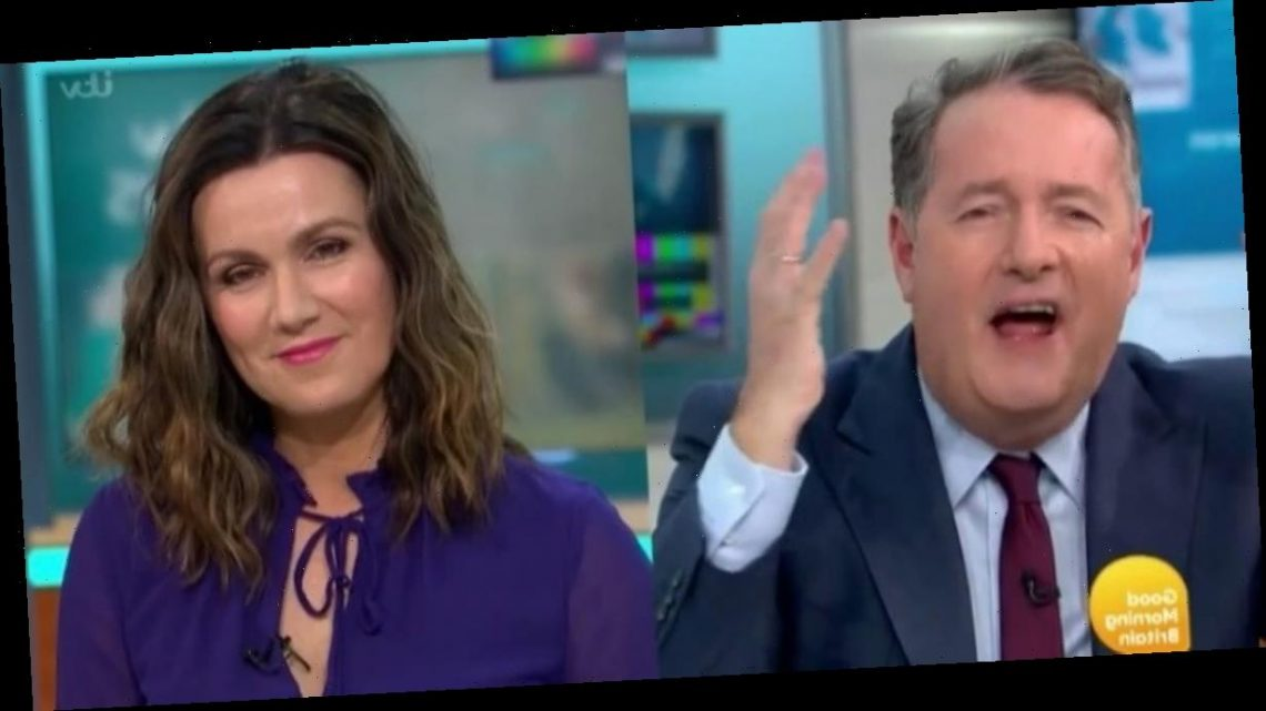 Piers Morgan furious after BBC drops fisherman term in favour of fisherpeople