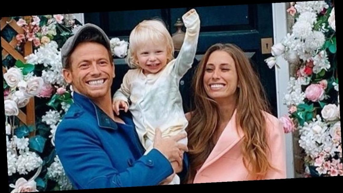 Broody Joe Swash wants 'one more baby' with girlfriend Stacey Solomon