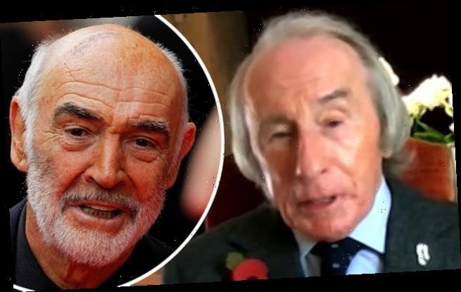 Sir Jackie Stewart reflects on close friend Sir Sean Connery