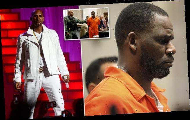 R. Kelly's New York trial to be heard by anonymous jury