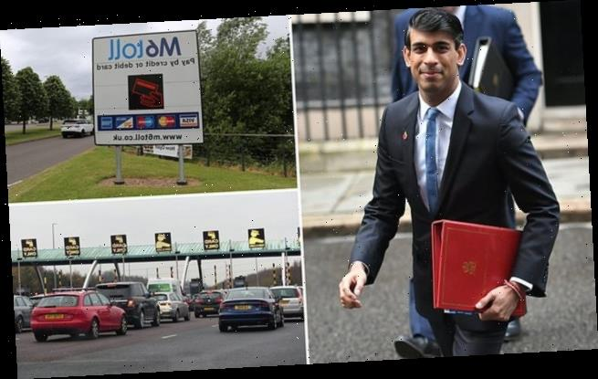 Rishi Sunak 'considers plan to charge motorists per mile they drive'