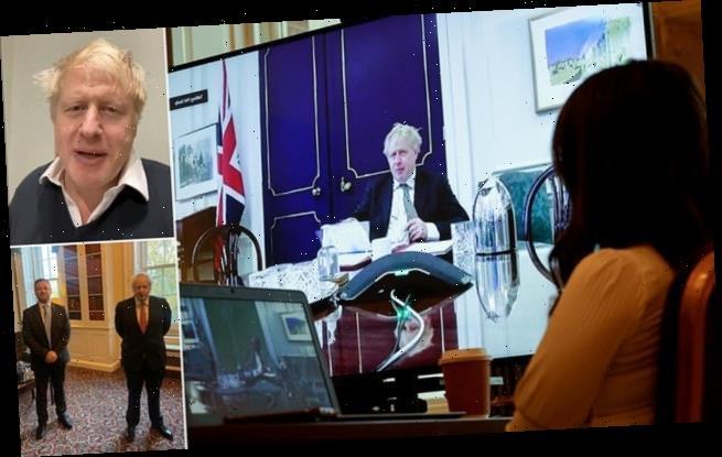 Boris Johnson has already had Covid-19