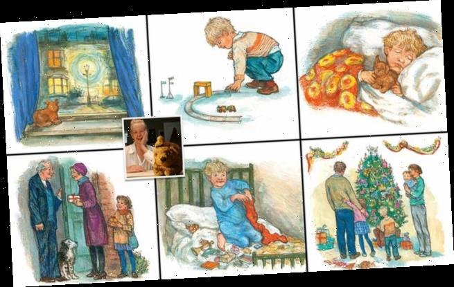 Shirley Hughes's sequel to 1977 classic Dogger