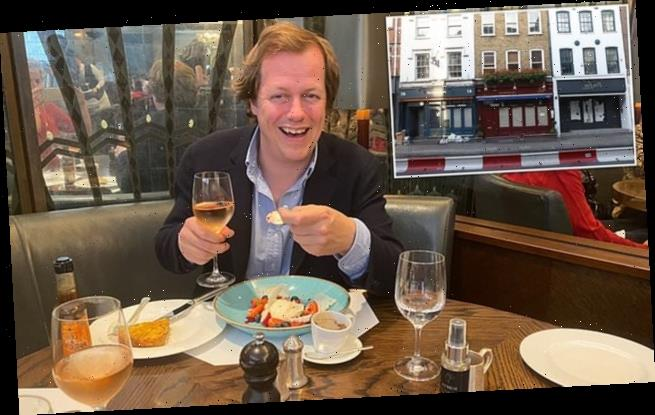 Reopen Britain's happiness industry says food critic TOM PARKER BOWLES