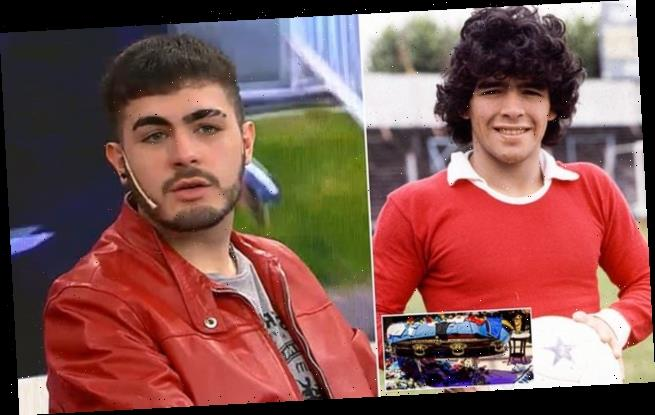 Teenager who claims he is Maradona's lovechild demands body be dug up
