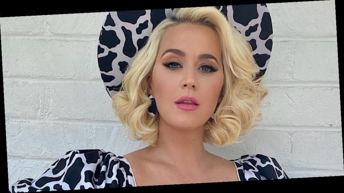 Katy Perry mistaken for Adele as she unveils blonde bombshell transformation