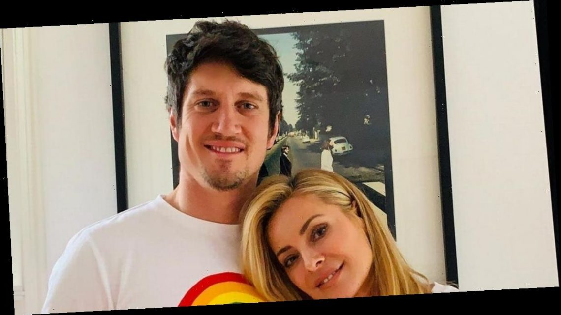 Vernon Kay and Tess Daly's relationship – from age gap to sexting scandal