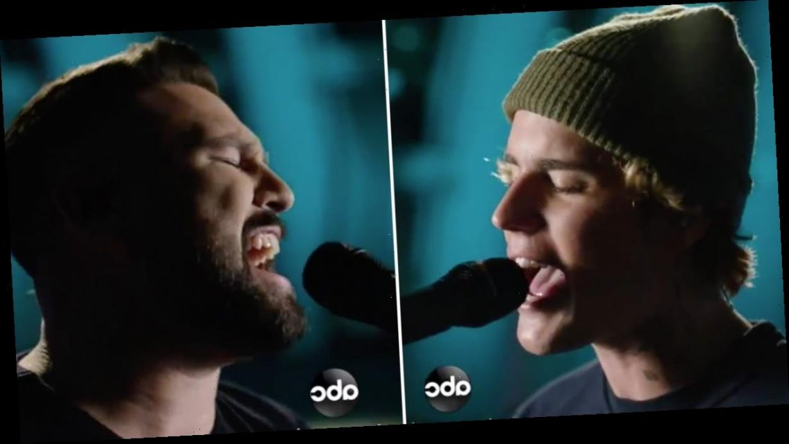 "My Heart Was Not Ready For Justin Bieber and Dan + Shay's ""10,000 Hours"" CMAs Performance"