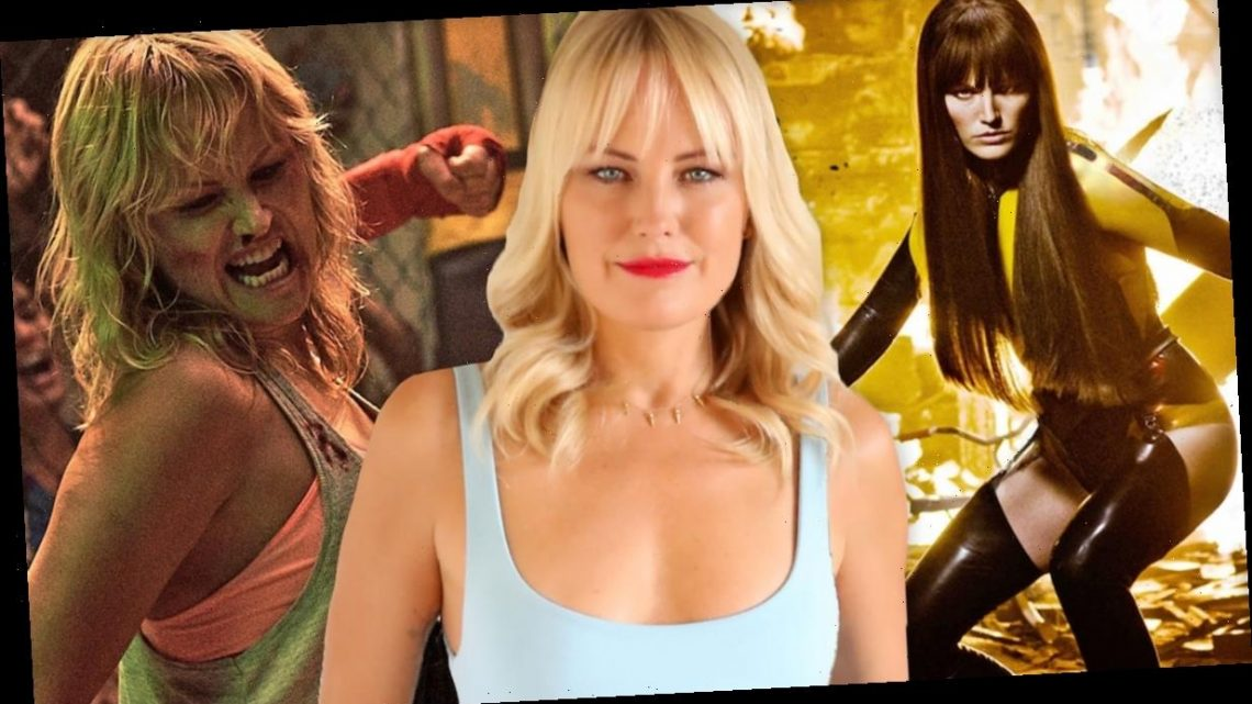 Kicking Ass In Watchmen and Chick Fight Gave Malin Akerman Real World Confidence (Exclusive)