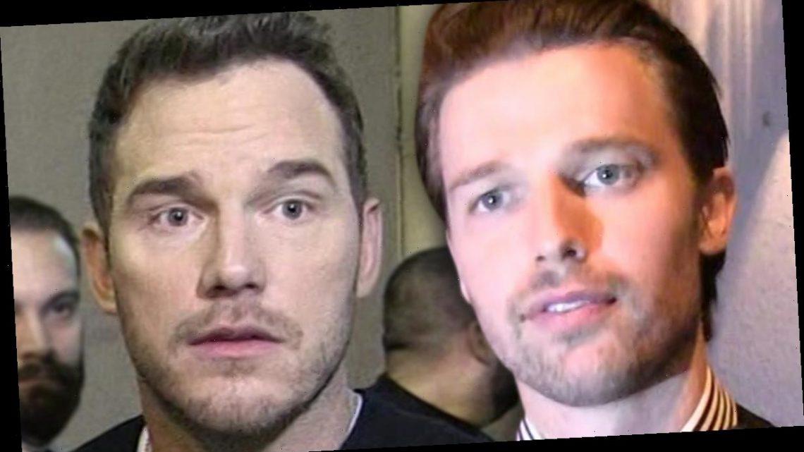 Chris Pratt Gets Celebrity Support Over Attacks