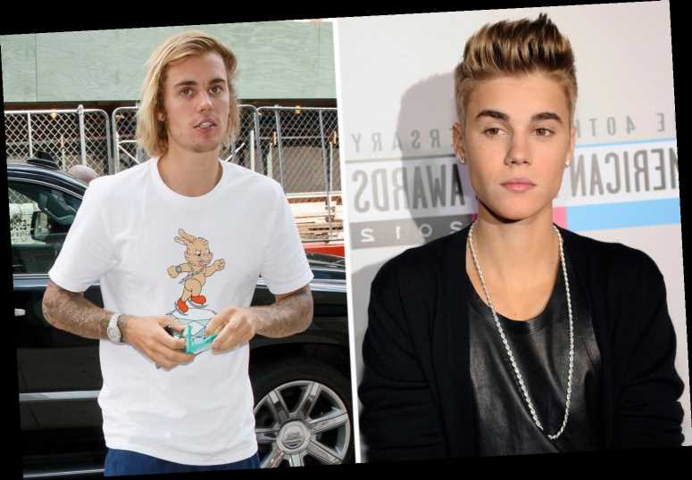 How old was Justin Bieber when he got famous?
