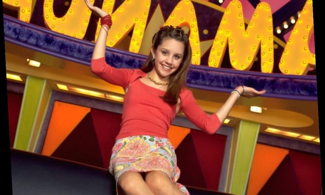 'The Amanda Show': 1 Nickelodeon Star Was a Dancing Lobster