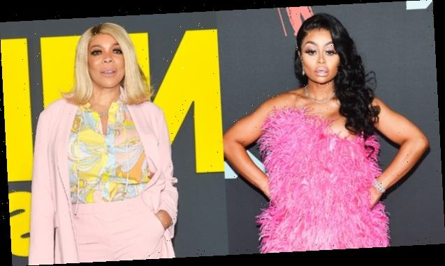 Blac Chyna Claps Back At Wendy Williams, Flaunts $1M In Luxury Cars After Host Claims She's Homeless