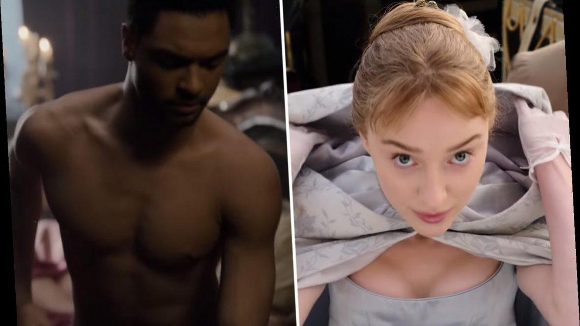 Netflix drops 'scandalous' trailer for new period drama Bridgerton teasing forbidden romps that make Downton look tame
