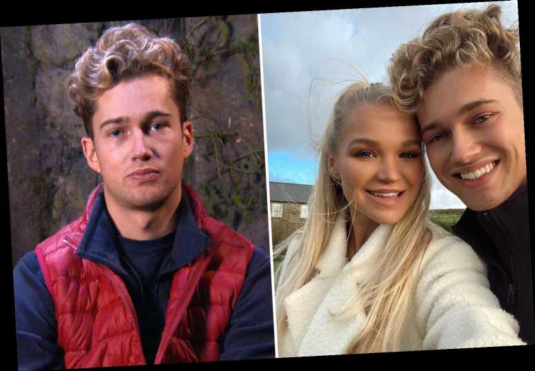 I'm A Celeb star AJ Pritchard's girlfriend Abbie Quinnen left 'terrified' by death threats from fans