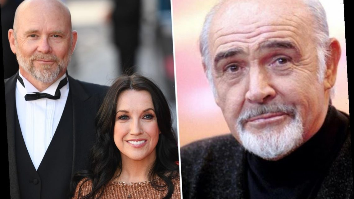 Sean Connery's daughter in law posts poignant tribute to late star after his death at 90