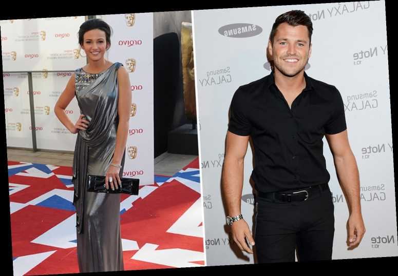 Mark Wright claims he didn't know who wife Michelle Keegan was until she called him 'fit' on the red carpet