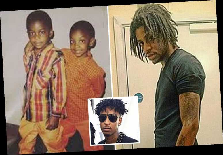 Man, 21, charged with murder after rapper 21 Savage's brother stabbed to death in street 'while bringing gran shopping'