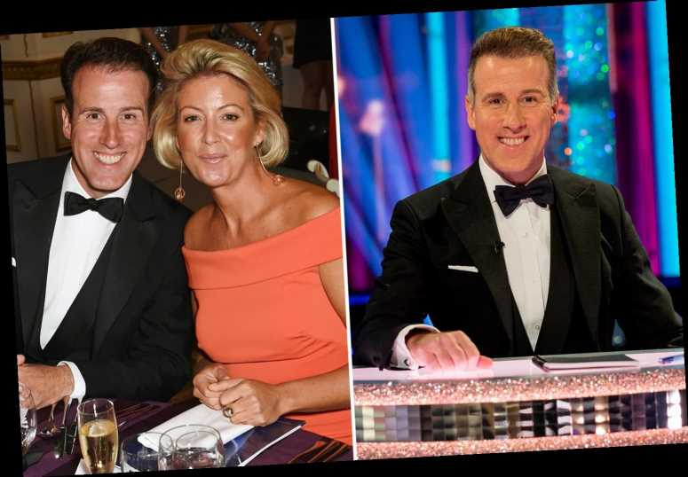 Strictly's Anton du Beke's wife cried when he was made a judge as he reveals his ego was in tatters after dancing exit