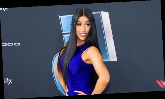 Cardi B Claps Back Over Criticism Of Her 'Billboard' Woman Of The Year Title: 'Eat It Up' — Watch