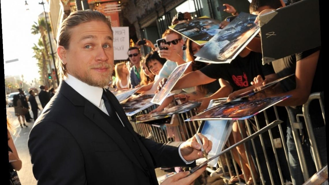 'Sons of Anarchy' Star Charlie Hunnam Recalls the 'Trauma' Behind Having Dinner With Madonna