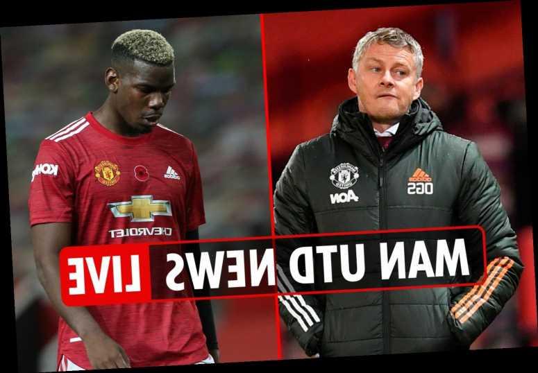 8am Man Utd news LIVE: Solskjaer not the right man – Deeney, Pogba 'should have done better', Van de Beek LATEST – The Sun