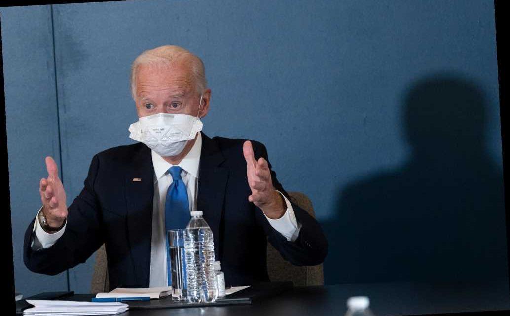 Biden to Schumer and Pelosi: 'In my Oval Office, mi casa, you casa'