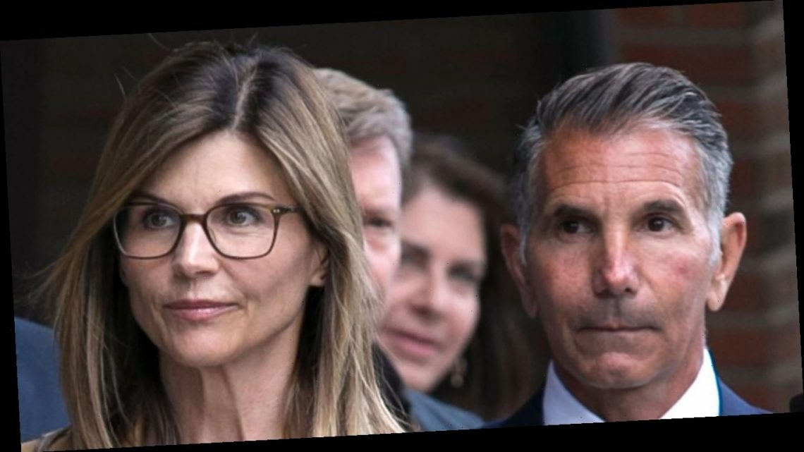 Lori Loughlin's Husband Spotted With a New Look Days Before Prison Sentence