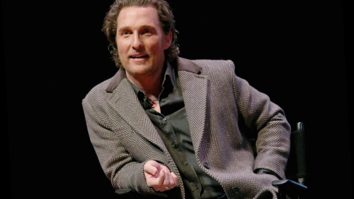 'Dazed and Confused': Matthew McConaughey Reveals How Jim Morrison Helped Inspire 'Alright, Alright, Alright'
