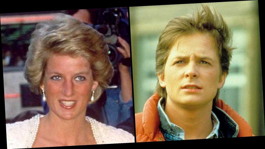 Michael J. Fox Recalls 'Nightmare' Experience Sitting by Princess Diana at Premiere