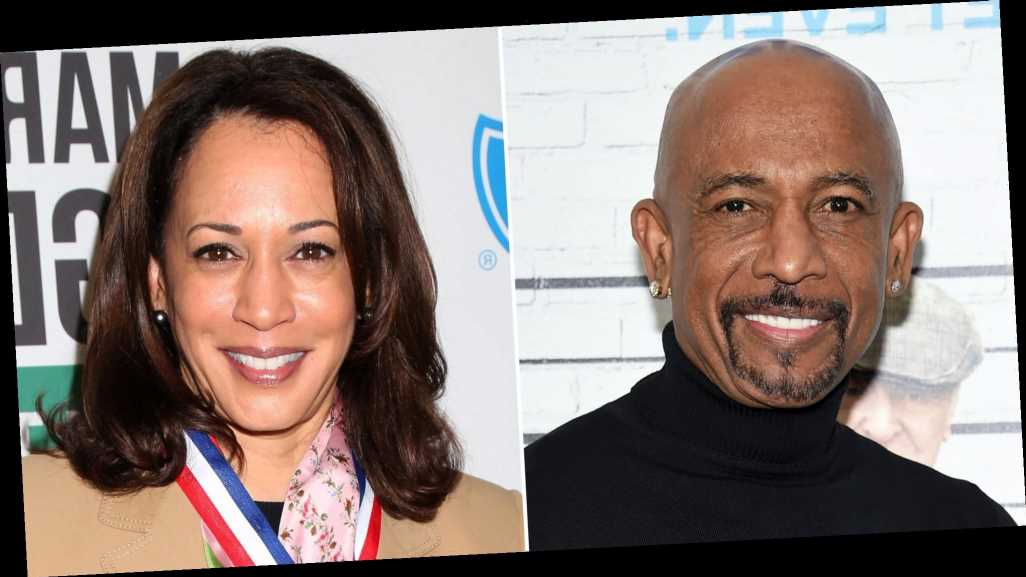 Montel Williams Is Kamala Harris' Ex and He Already Addressed Their Romance