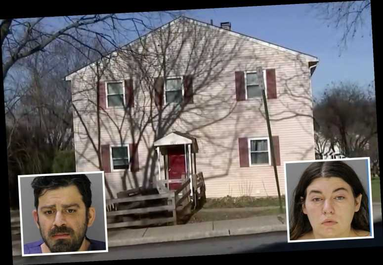 Mom and boyfriend arrested after 'torturing 9-year-old girl' who was pulled unconscious from bathtub with brain damage