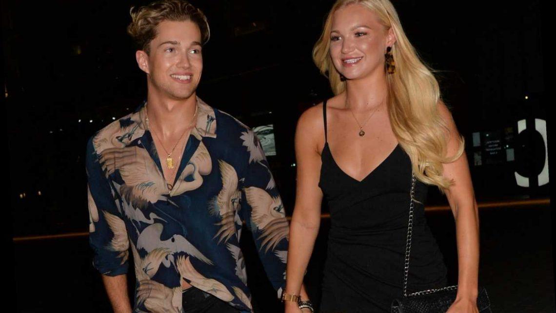 Who is AJ Pritchard's girlfriend Abbie Quinnen? – The Sun